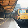 73201 at Dover Western Docks on the 14 55 VSOE for Victoria on 27/02/93.