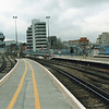 "SERVICE CHANGES - view from the ""condemned"" bay platforms 1/2 at Blackfriars over the river."