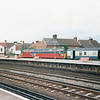 """My last """"required"""" 47/7, 47704, at Tonbridge in June 92 on 1S04 14 25 for Edinburgh - I was to catch her 4 months later out of Waterloo."""