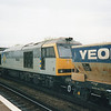 The test run of 60006 at Ashford on 20/04/90 - 2 x 33 following in case of failure.