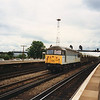 56036 passing through Ashford on 20/06/91 with the 11 30 Dollands Moor to Mountsorrel.
