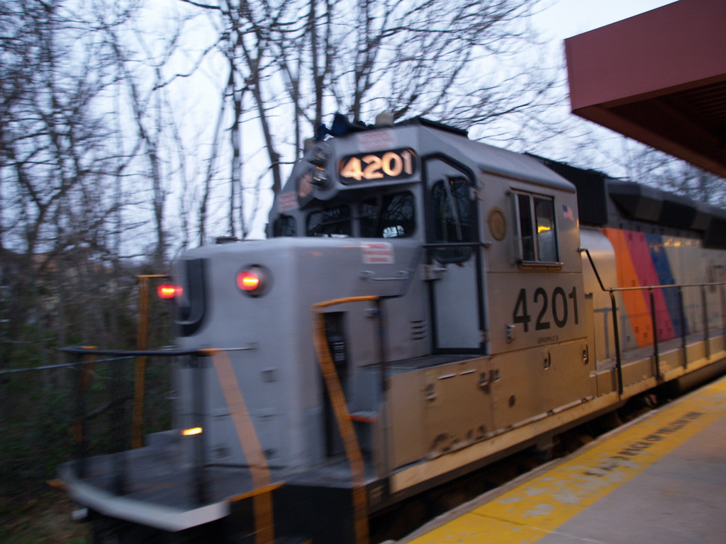 NJ Transit EMD GP40PH 2B