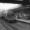 Just months away from the classes extinction and Woking sees S15 30837 arrive with the 19 02 Parcels Waterloo to Southampton Terminus.