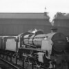 Propelling an up parcels service back into Clapham Yard on 13/10/64 was Guilford allocated U 31619.
