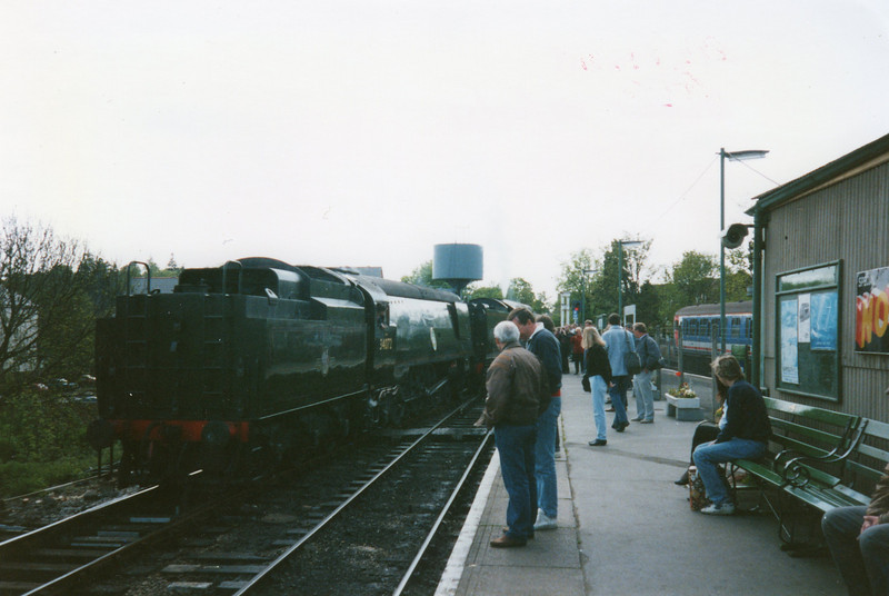 Unmodified pairing at Alton on 02/05/93.