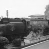 """Ascot and """"The Shakespearian Rail Tour"""" of 12/11/66 calls for a photo shoot with Salisbury's 34015 Exmouth in charge."""