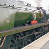 Light Pacific 34016 Bodmin at Alton on 31/07/05.