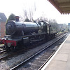 Visiting 4953 Pitchford Hall (withdrawn at Cardiff in April 63) at Alton on 27/03/11.