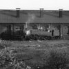 Sulking at the rear of Basingstoke shed on 21/04/67 was Standard 4MT 80152.