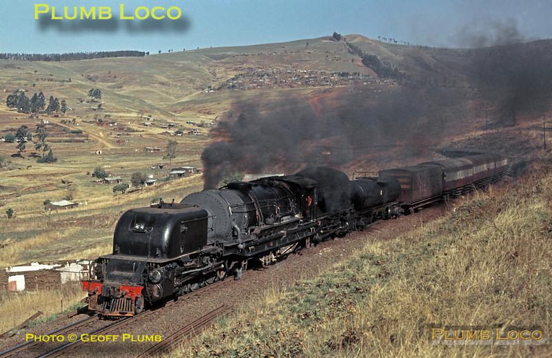 SAR 4099, Donnybrook Line, 26th August 1972