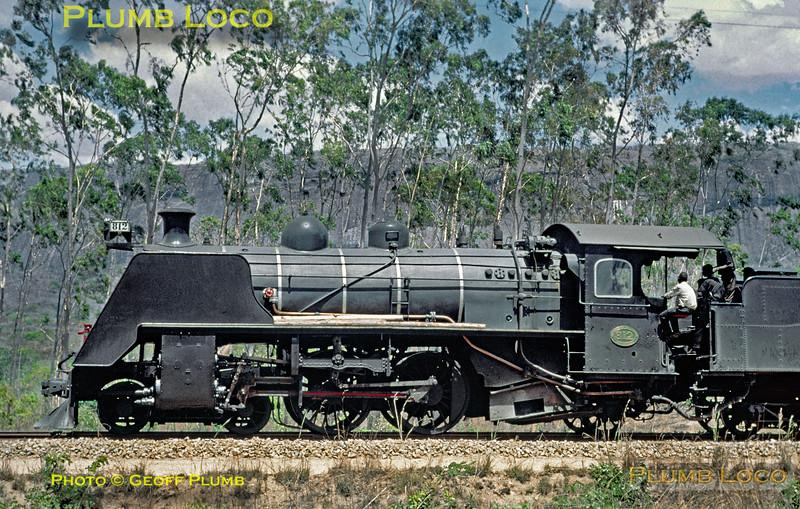 CFM 4-4-2 No. 812, unlnown location, Moçambique,