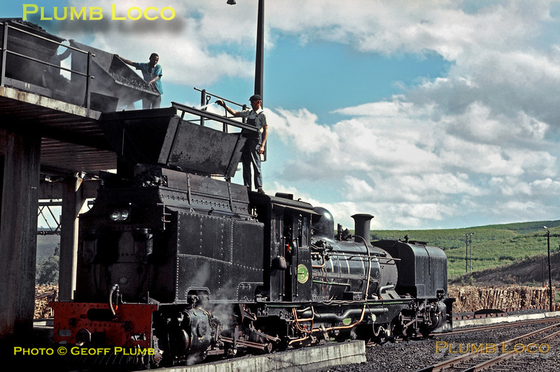SAR NGG16 No.114, Esperanza, 27th August 1972