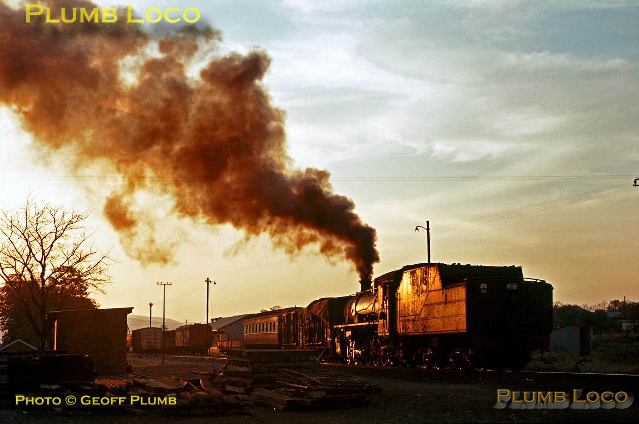 SAR No. 676, Golela, 23rd August 1972