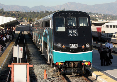 Metrolink/Southern California Railroad Photos