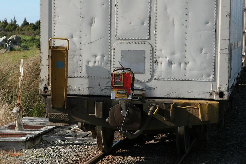 End of train-device, Kiwi-style...