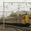An older Metro EMU inbound into Cape Town.