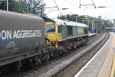 Midland Mainline Workings (St.Pancras-Luton)