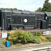 D3489 Colonel Tomline - Spa Valley Railway - 3 August 2014