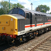 37254 Driver Robin Prince MBE - Spa Valley Railway - 3 August 2014