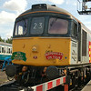 33063 R J Mitchell - Spa Valley Railway - 3 August 2014