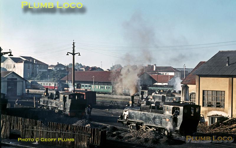CP No. E114 & General View, Porto Boa Vista, 3rd November 1969