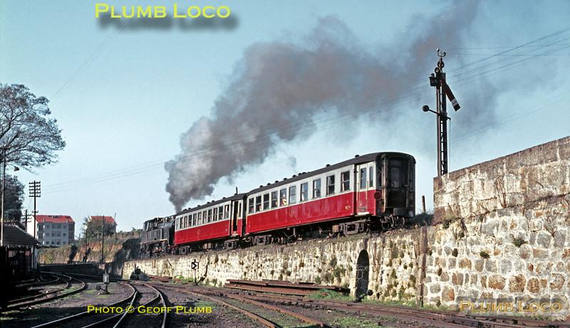 CP No. E143, Porto Boa Vista, 2nd November 1969