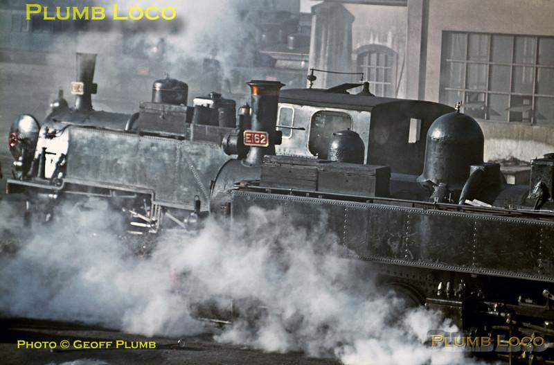 CP Nos. E114 & E162, Porto Boa Vista, 3rdNovember 1969