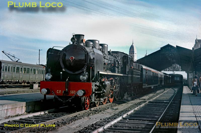CP No. 560, Barreiro, 5th May 1964