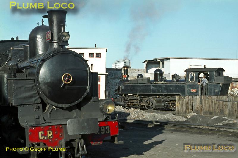 CP Nos. E93 & E170, Porto Boa Vista, 2nd November 1969