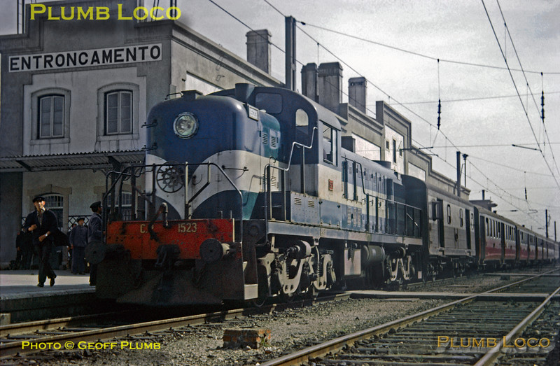 CP No. 1523, Entroncamento, 7th May 1964