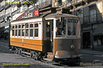 Porto Tram No. 181, Route 3 from Boavista to Pereiro, 2nd November 1969