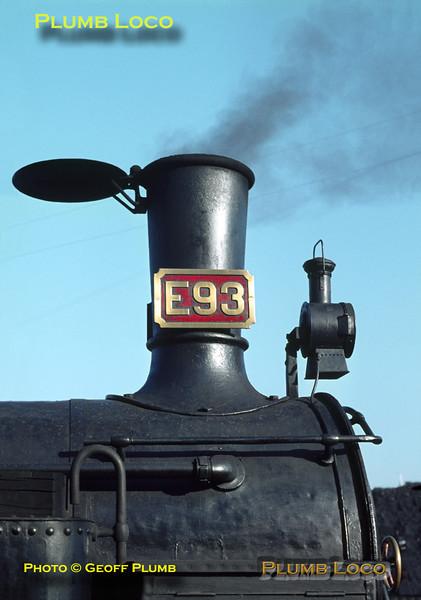 CP No. E93, Porto Boa Vista, 2nd November 1969