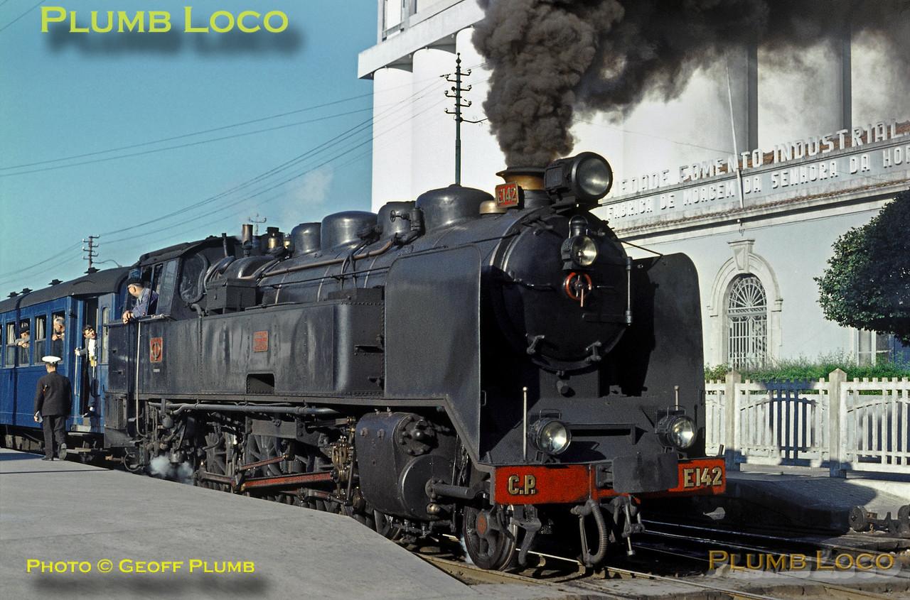 CP No. E142, Senhora da Hora, 3rd November 1969