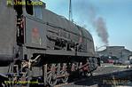 RENFE No. 241F2110, Miranda de Ebro, 1st November 1969