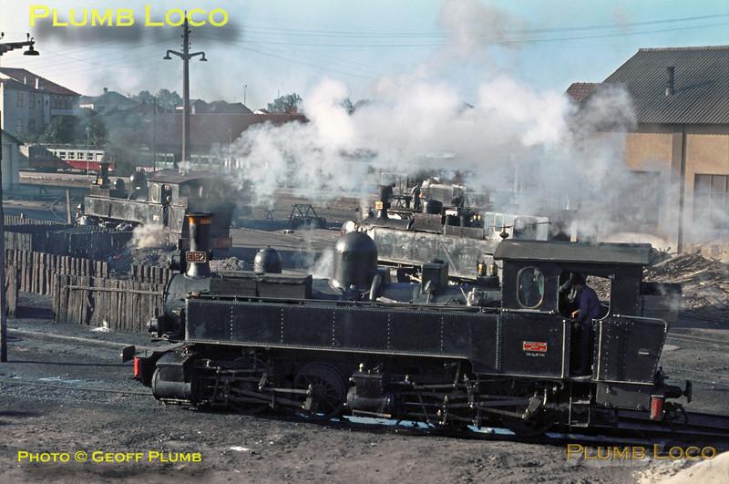 CP Nos. E114 & E162, Porto Boa Vista, 3rd November 1969