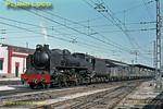 RENFE 141F2292, Miranda de Ebro, 1st November 1969