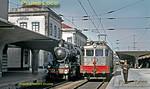 CP No. 091 & 2566 at Porto Campanhã, 8th November 1970.