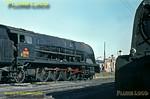 RENFE No. 241F2102, Miranda de Ebro, 1st November 1969