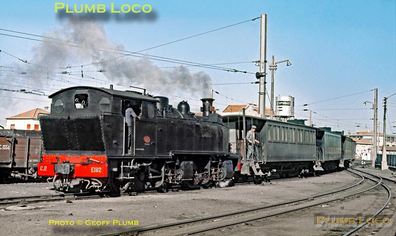 CP No. E182, Espinho, 9th November 1970.