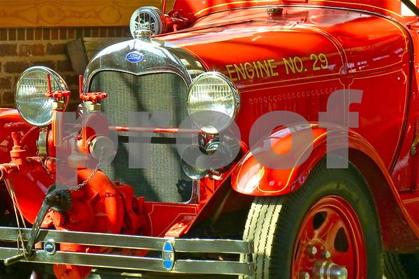 Spencer Locomotives and Vintage Cars June 1 2014