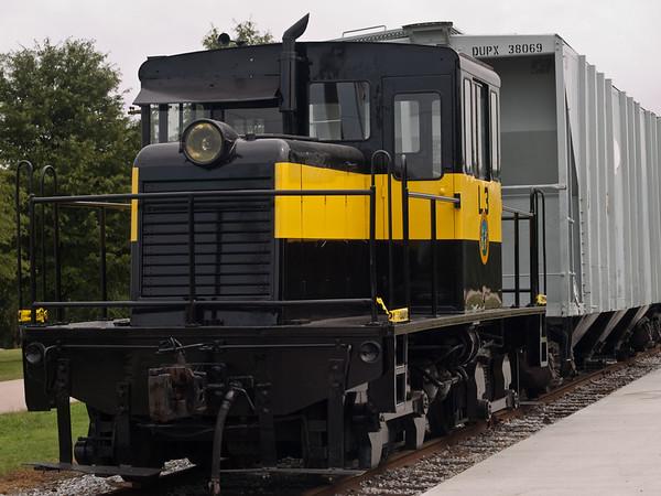 Spencer Works   NC Transportation Museum