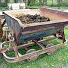 4w Side Tipping Skip - Springfield Agricultural Railway