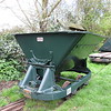 03 'V' Type Side Tipping Skip - Springfield Agricultural Railway  Steve Thomason