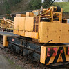 Diesel Crane No.53 - Stainmore Railway - 25 November 2012