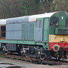 20169 - Stainmore Railway - 25 November 2012
