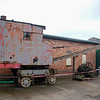 Grafton Steam Crane DS199 - Statfold Barn Railway - 2 June 2012