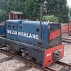 HE 6285 Welsh Highland No.5 - Statfold Barn Railway - 2 June 2012