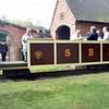 105 (9) Full Open Bogie saloon Third - Statfold Barn Railway