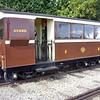 86 (25) 'Julie' Bogie Brake Saloon Third - Statfold Barn Railway