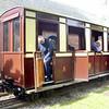 111 (8) 'Arabella' Bogie Saloon Third Semi Open - Statfold Barn Railway